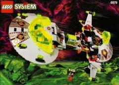 Lego 6979 Interstellar Starfighter