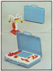 Lego 7 Promotional Set No. 7 Carrying Case (Kraft Velveeta)