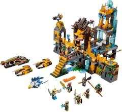 Лего 70010 Храм ЧИ Клана Львов
