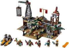 Лего 70014 Болотное убежище Крокодилов