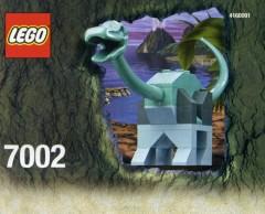Lego 7002 Baby Brachiosaurus