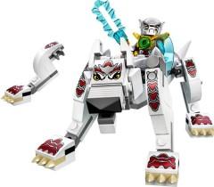 Lego 70127 Wolf Legend Beast