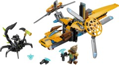 Lego 70129 Lavertus