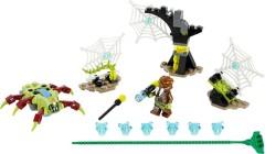 Лего 70138 Паучьи сети
