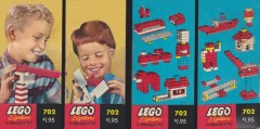 Lego 702 Small Basic Set