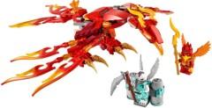 Лего 70221 Непобедимый Феникс Флинкса