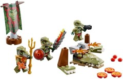 Lego 70231 Лагерь Клана Крокодилов