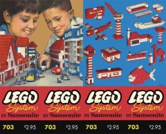Lego 703 Small Basic Set