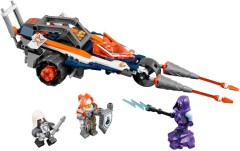 Lego 70348 Lance's Twin Jouster