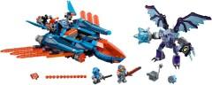 Lego 70351 Clay's Falcon Fighter Blaster