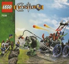 Лего 7038
