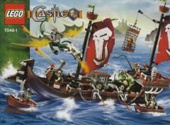 Lego 7048 Troll Warship
