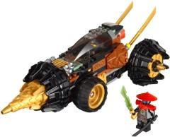 Лего 70502 Земляной бур Коула