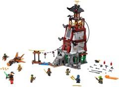 Lego 70594 The Lighthouse Siege