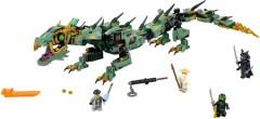 Lego 70612 Green Ninja Mech Dragon
