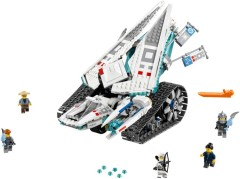 Lego 70616 Ice Tank