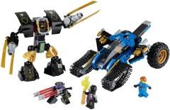 Lego 70723 Thunder Raider