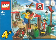 Lego 7073 Pirate Dock