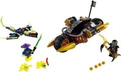 Lego 70733  Blaster Bike