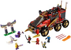 Lego 70750 Ninja DB X