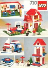 Lego 710 Basic Building Set, 7+