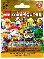 Лего 71001 Минифигуры. Серия 10. Случайная фигурка