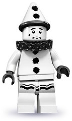 Lego 71001 Sad Clown