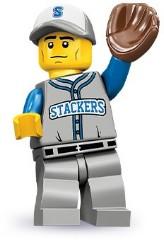 Lego 71001 Baseball Fielder