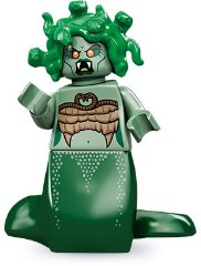Lego 71001 Medusa