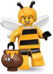 Лего 71001 Девушка-шмель