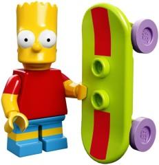 Lego 71005 Bart Simpson