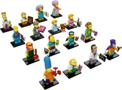 LEGO Minifigures - The Simpsons Series 2 - Complete