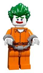 Lego 71017 Arkham Asylum Joker