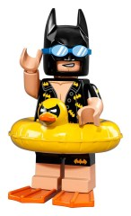 Lego 71017 Vacation Batman