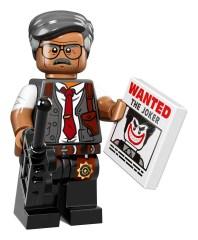 Lego 71017 Commissioner Gordon