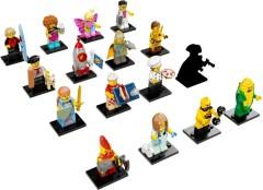 Lego 71018 LEGO Minifigures - Series 17 - Complete