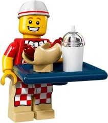 Lego 71018 Hot Dog Man