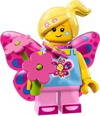 Lego 71018 Butterfly Girl