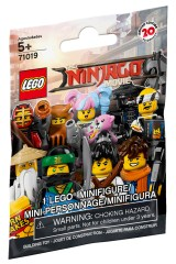 Lego 71019 LEGO Minifigures - The LEGO NINJAGO Movie Series - Random bag