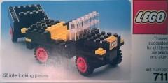 Lego 711 Jeep CJ-5