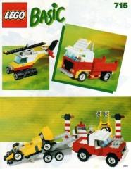 Lego 715 Basic Building Set, 7+