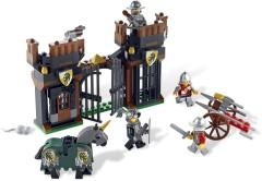 Lego 7187 Escape from the Dragon's Prison
