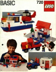 Lego 720 Basic Building Set, 7+