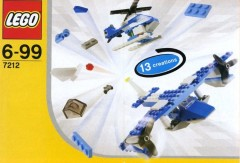 Lego 7212 Inflight Sales