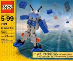 Lego 7221 Robots