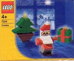 Lego 7224 Christmas