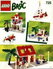 Lego 725 Basic Building Set, 7+