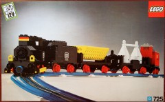 Lego 725 Freight Train Set