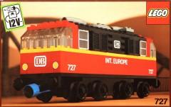 Lego 727 Locomotive