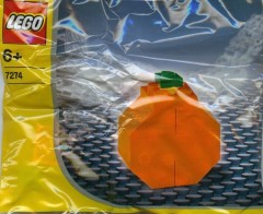 Lego 7274 Orange